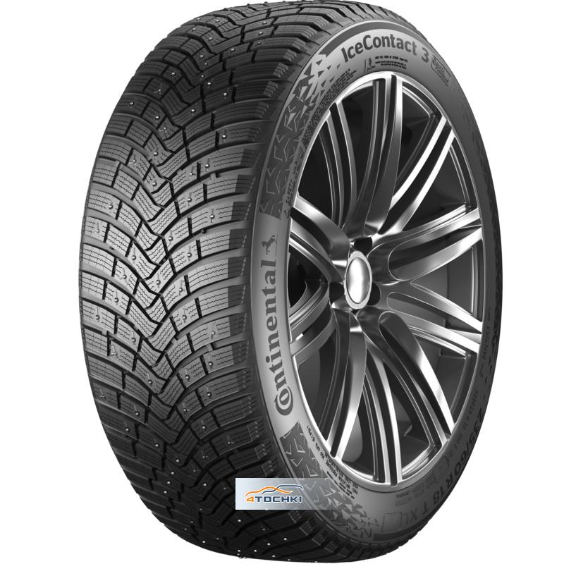 Шины Continental IceContact 3 255/50R19 107T XL