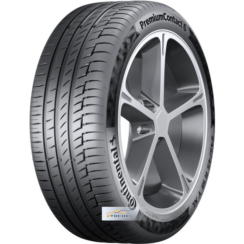 Купить шины Continental PremiumContact 6 в Тюмень - отзывы, характеристики, цены, типоразмеры