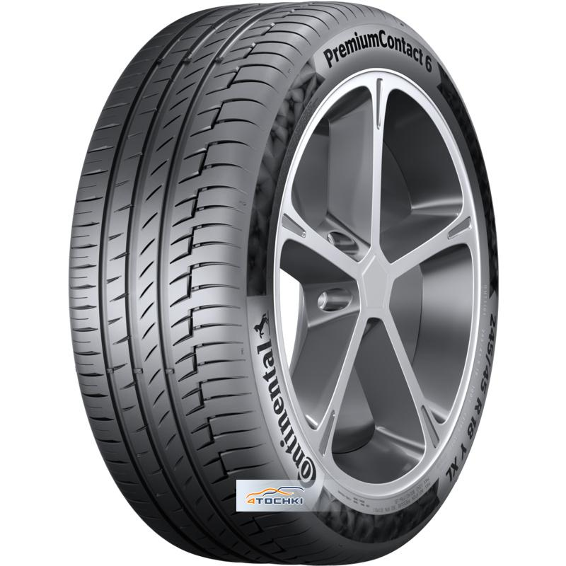 Шины Continental PremiumContact 6 215/65R16 98H