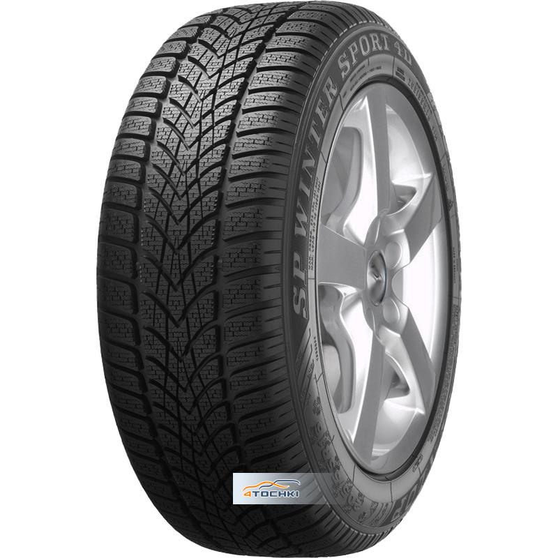 Шины Dunlop SP Winter Sport 4D