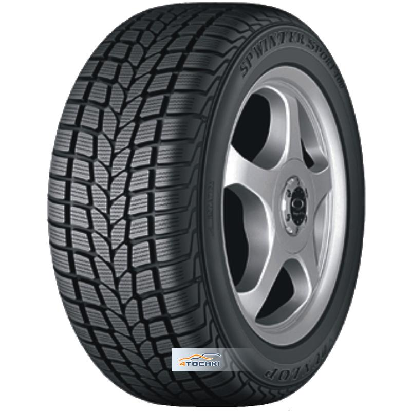 Шины Dunlop JP SP Winter Sport 400 255/60R17 106H