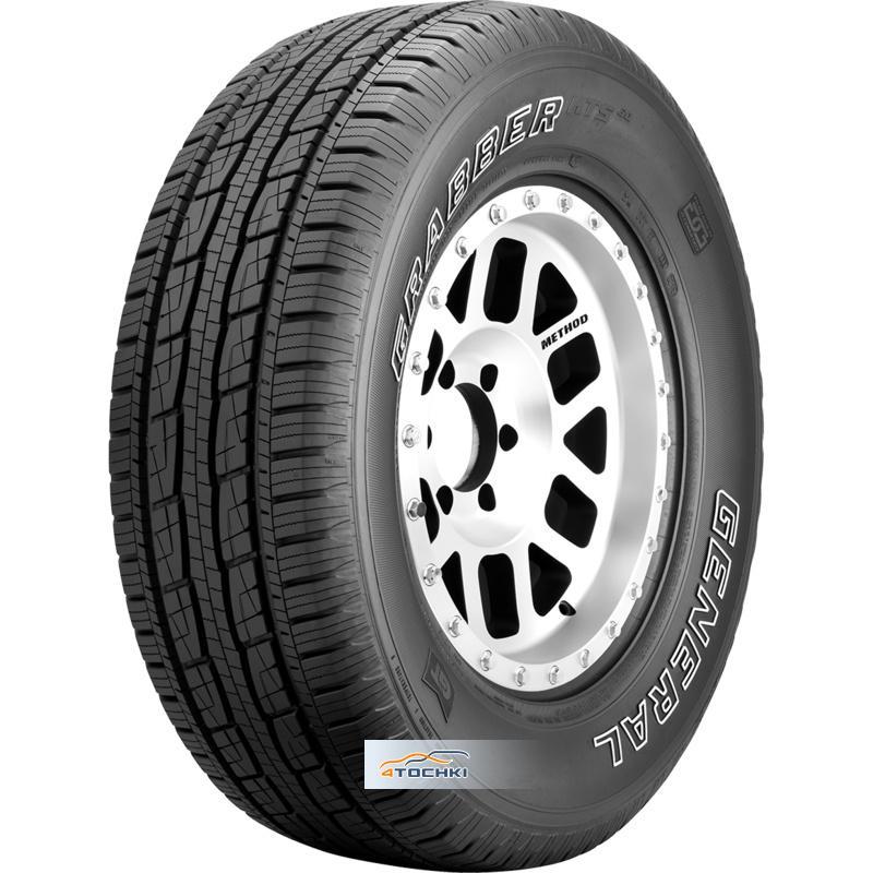 Шины General Tire Grabber HTS60