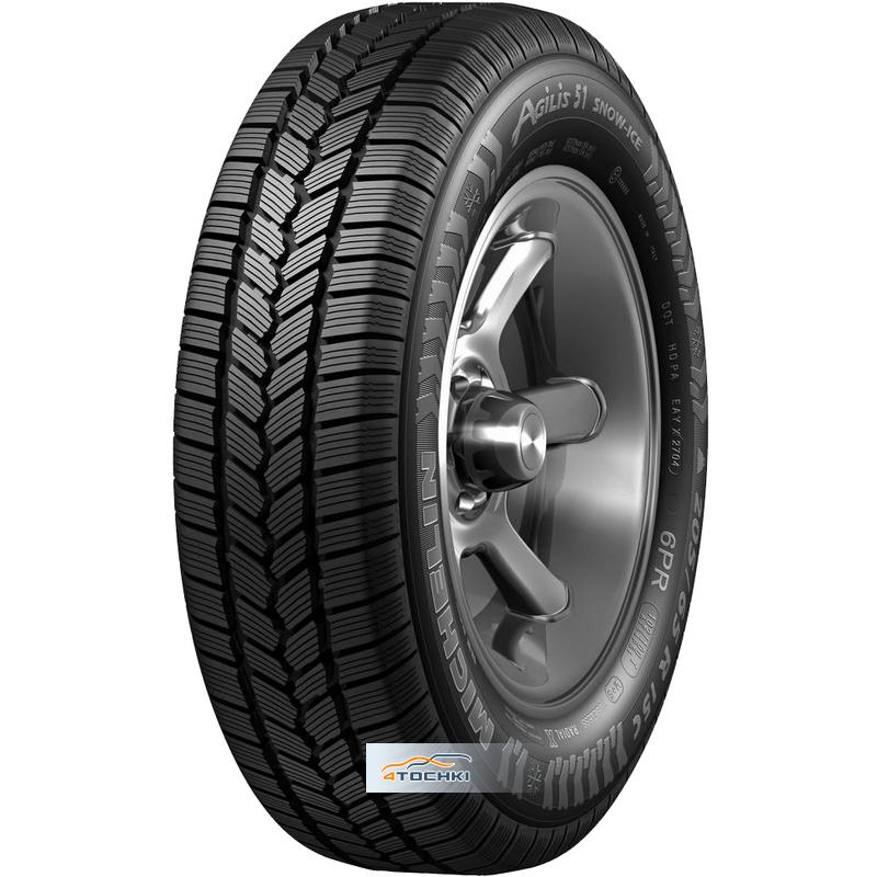 Шины MICHELIN Agilis 51 Snow-Ice 175/65R14C 90/88T