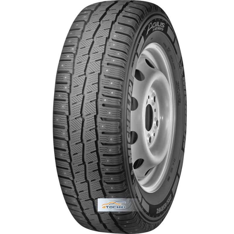 Шины MICHELIN Agilis X-Ice North 195/75R16C 107/105R