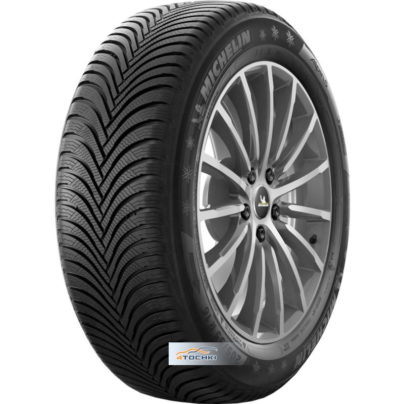 Шины MICHELIN Alpin 5