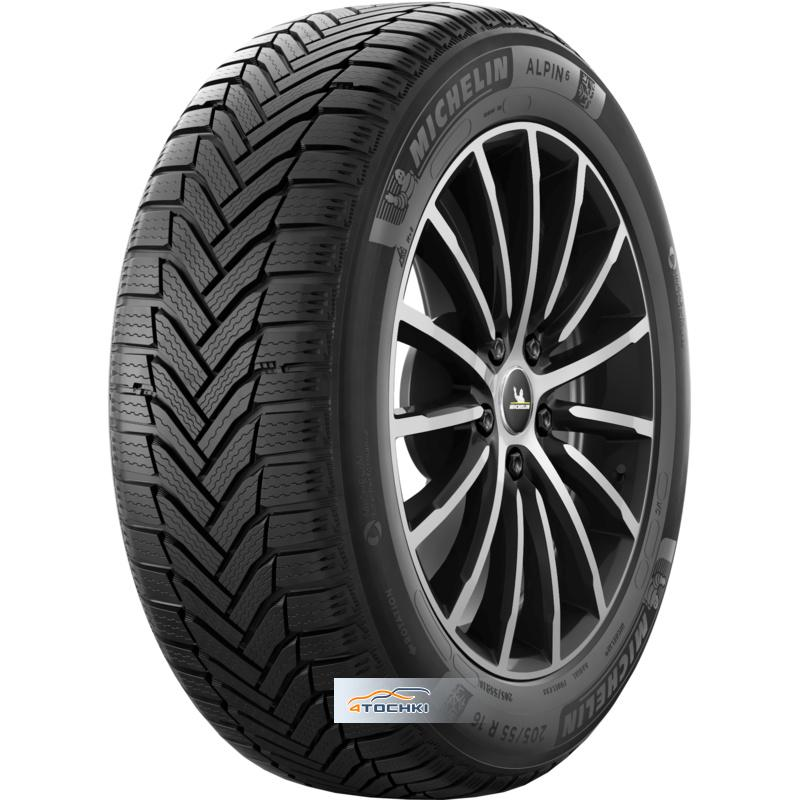 Шины MICHELIN Alpin 6 195/60R15 88H