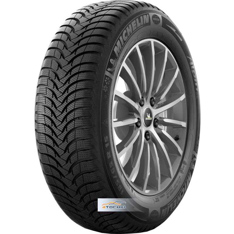 Шины MICHELIN Alpin A4 195/55R16 87T