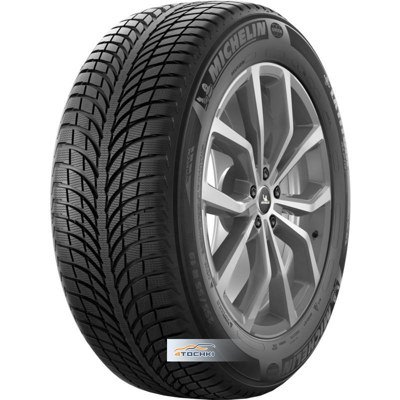 Шины MICHELIN Latitude Alpin 2 265/60R18 114H XL