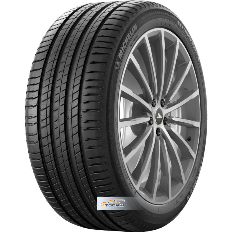 Шины MICHELIN Latitude Sport 3 255/60R18 112V XL