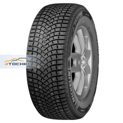 Шины MICHELIN Latitude X-Ice North 2+ 255/55R19 111T XL