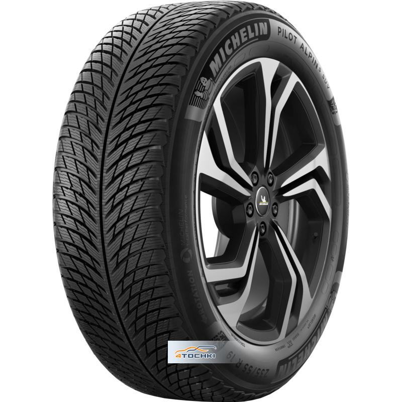 Шины MICHELIN Pilot Alpin 5 SUV 255/55R19 111V XL N0