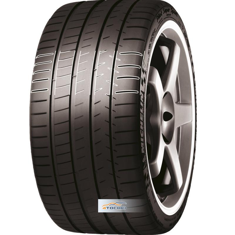 Шины MICHELIN Pilot Super Sport 245/35ZR18 92Y XL *