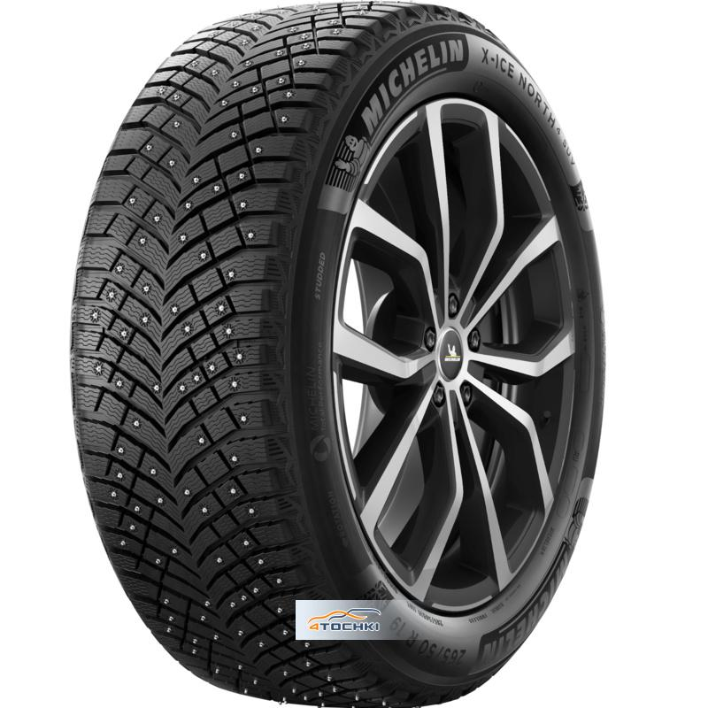 Шины MICHELIN X-Ice North 4 SUV 245/55R19 107T XL