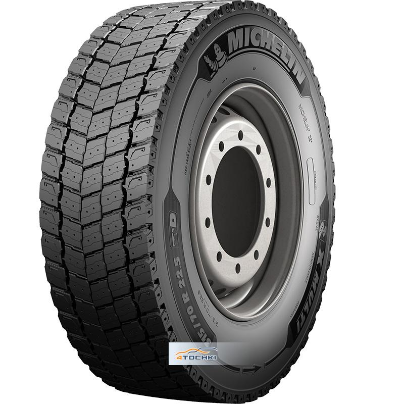 Шины MICHELIN X Multi D 265/70R19,5 140/138M TL