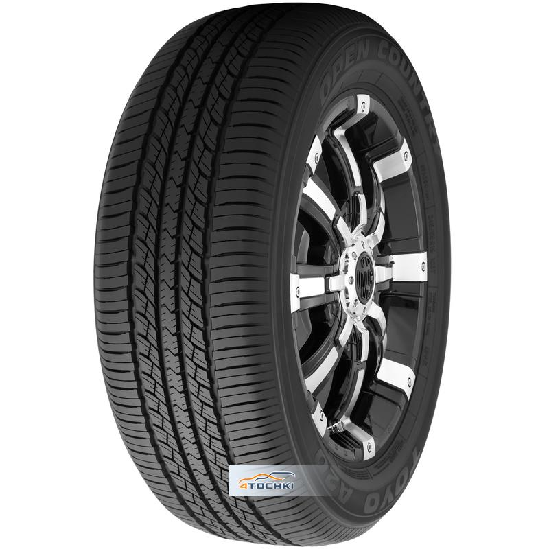 Шины Toyo Open Country A20 215/55R18 95H
