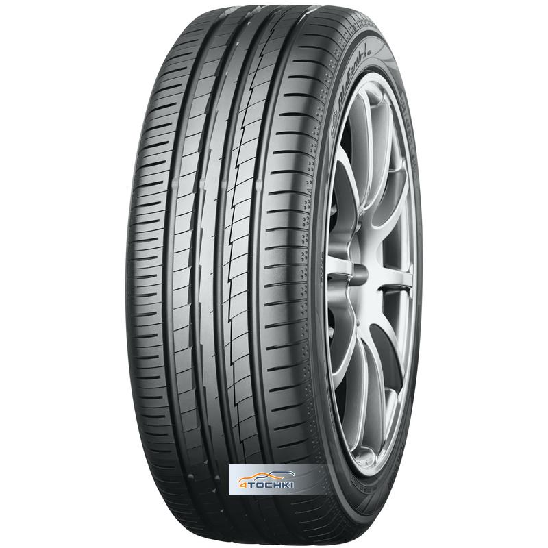 Шины Yokohama BluEarth-A AE50 205/50R17 93W XL