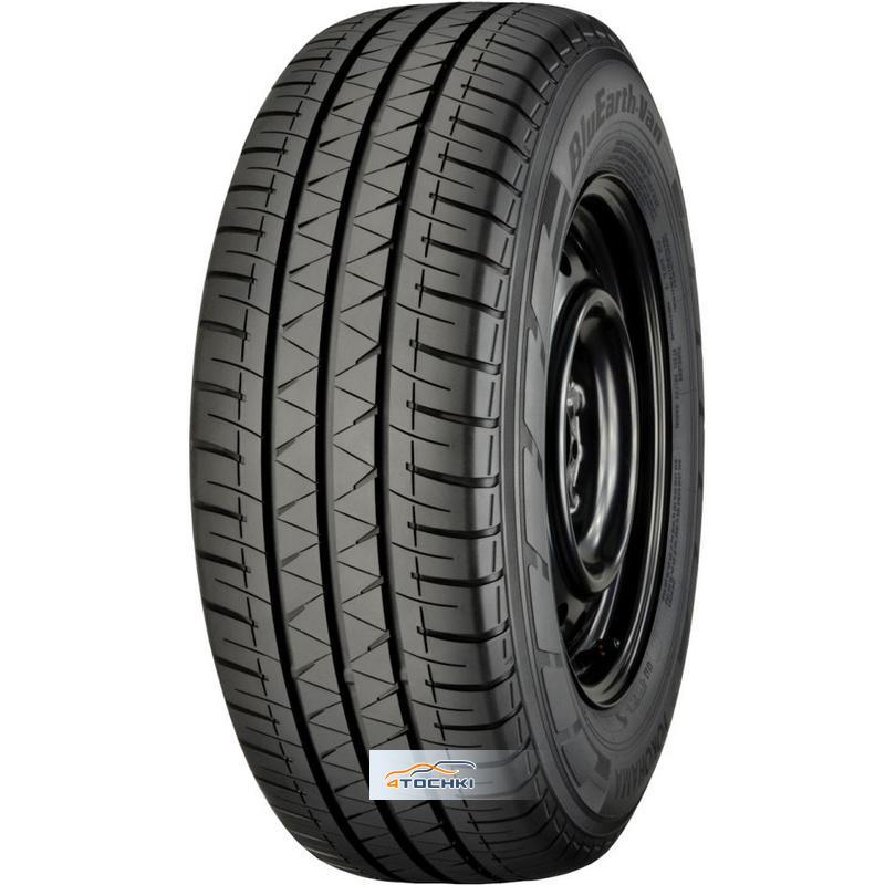 Купить шины Yokohama BluEarth-Van RY55A в Москве - отзывы, характеристики, цены, типоразмеры