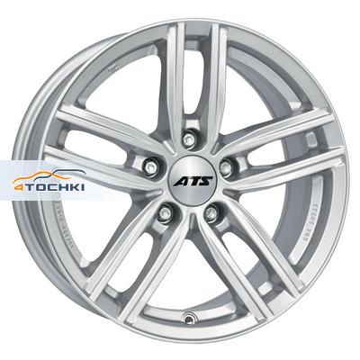 Диски ATS Antares Polar Silver 7,5x17/5x112 ЕТ38 D66,6