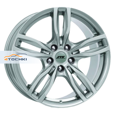 Диски ATS Evolution Polar Silver 7,5x17/5x120 ЕТ32 D72,6