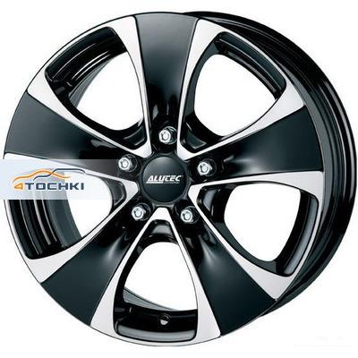 Диски Alutec Dynamite Diamant black front polished 8,5x19/5x114,3 ЕТ38 D70,1