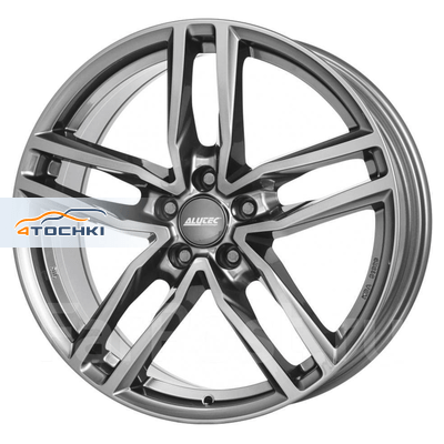 Диски Alutec Ikenu Metal Grey 6,5x17/4x108 ЕТ20 D65,1