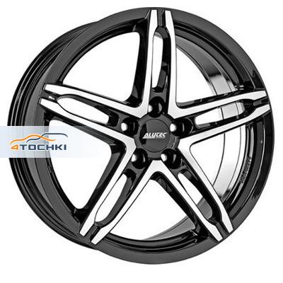 Диски Alutec Poison Diamant black front polished 6x16/4x108 ЕТ25 D65,1