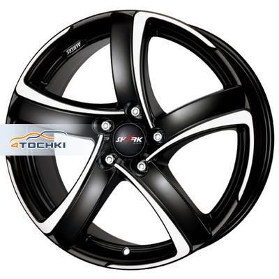 Диски Alutec Shark Racing black front polished