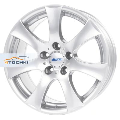 Диски Alutec V Polar Silver 7x16/5x120 ЕТ20 D76,1