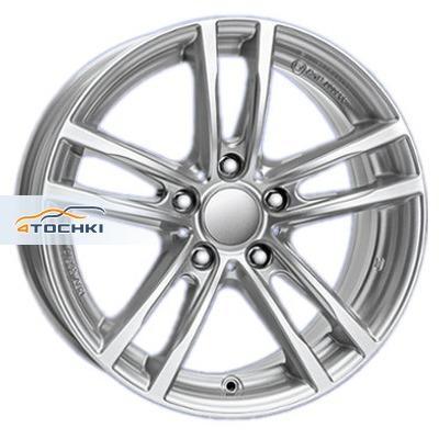 Диски Rial X10 Polar Silver 7,5x17/5x112 ЕТ27 D66,5