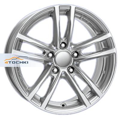 Диски Alutec X10x Polar Silver 9x19/5x120 ЕТ48 D74,1