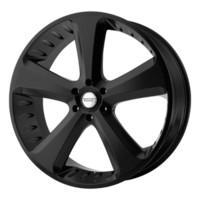 American Racing VN870 Black