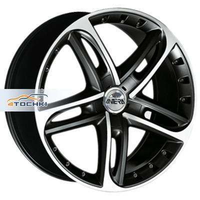 Диски Antera 501 Racing black front polished 8,5x19/5x114,3 ЕТ32 D75