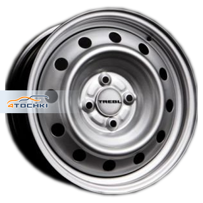 Диски Arrivo AR107 Silver 6x15/5x139,7 ЕТ48 D98,6
