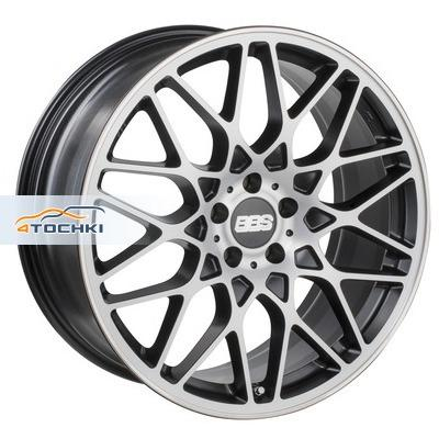 Диски BBS RX Satin Black Diamond Cut 9,5x20/5x112 ЕТ40 D82