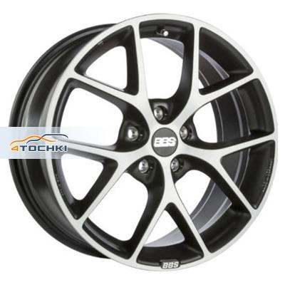 Диски BBS SR Vulcano grey diamond cut