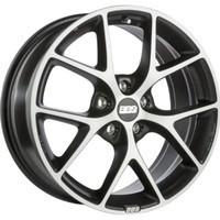 BBS SR Vulcano grey diamond cut