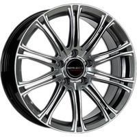 Borbet CW1/5 Hyper Silver