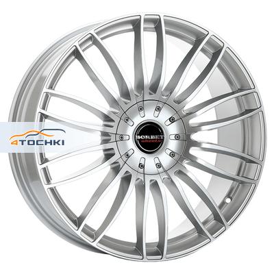 Диски Borbet CW3 Sterling Silver 8,5x19/5x130 ЕТ53 D71,6