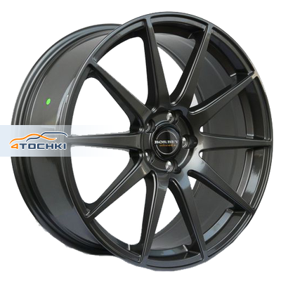 Диски Borbet GTX Mistral anthracite glossy
