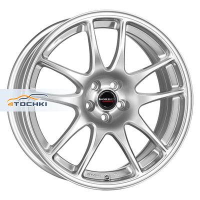 Диски Borbet RS Brilliant Silver