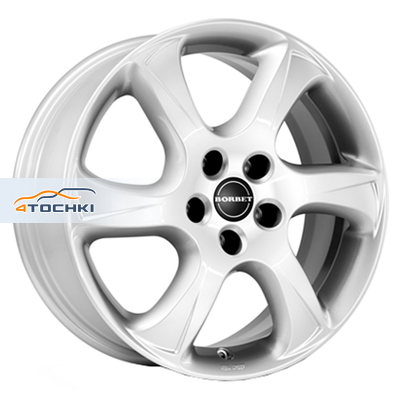 Диски Borbet TC Brilliant Silver