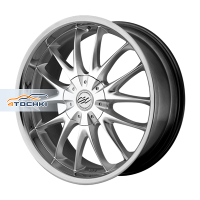 Диски CEC C 863 Silver/Chrome 10x22/5x112 ЕТ40 D66,6