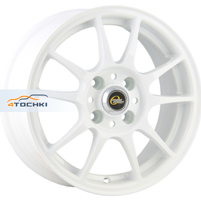 Диски CrossStreet CR-07 White 6x15/4x98 ЕТ32 D58,6