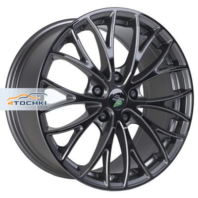 Диски Eta Beta Piuma C Anthracite Black Face Shine 10,5x20/5x120 ЕТ35 D78,1