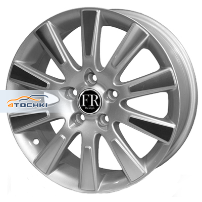 Диски FR replica FD819 MS 6,5x16/5x108 ЕТ50 D63,4