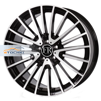 Диски FR replica MR275 BMF 9x20/5x112 ЕТ57 D66,6
