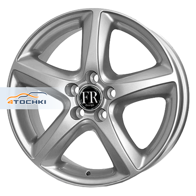 Диски FR replica TY551 Silver