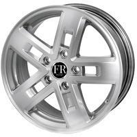 FR replica VW21 Silver
