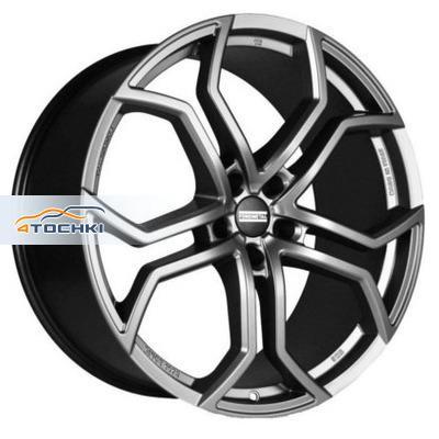 Диски Fondmetal 9XR Matt titanium
