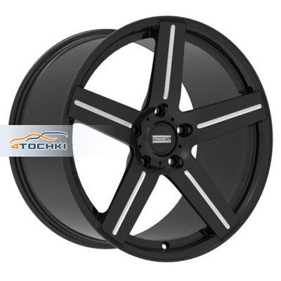 Диски Fondmetal STC-01 Matt Black + Diamond Cut